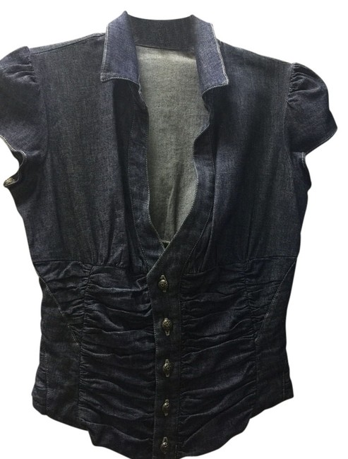Preload https://item2.tradesy.com/images/rock-and-republic-button-down-shirt-2246126-0-0.jpg?width=400&height=650