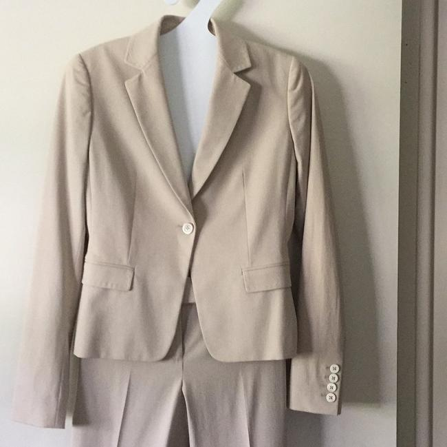 Elie Tahari cotton pant suit