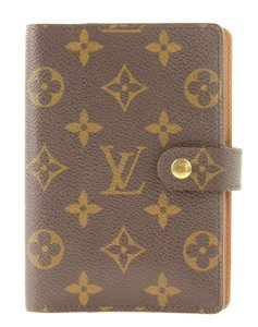 Louis Vuitton Monogram Small Agenda Cover