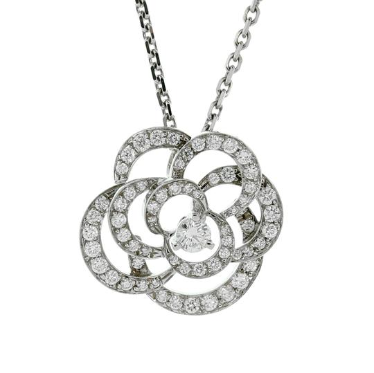 Preload https://img-static.tradesy.com/item/22461537/chanel-white-camellia-flower-diamond-opulent-necklace-0-0-540-540.jpg
