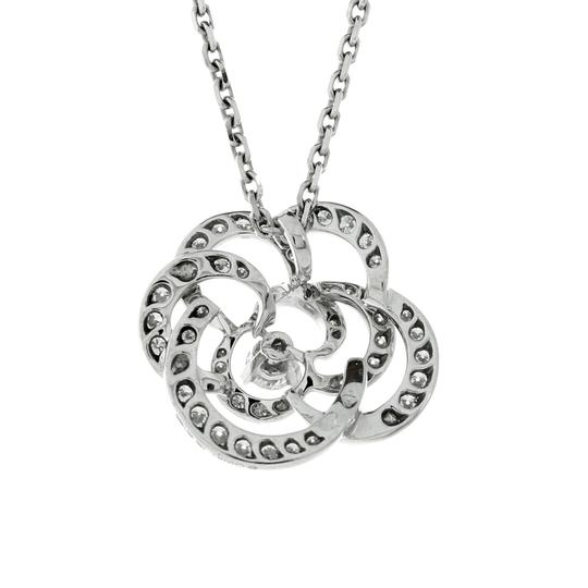 Chanel Chanel Camellia Flower Diamond Necklace - Opulent Jewelers