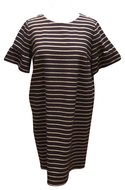 Preload https://img-static.tradesy.com/item/22461564/ann-taylor-loft-navy-and-white-striped-mid-length-workoffice-dress-size-16-xl-plus-0x-0-3-650-650.jpg