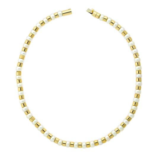 Preload https://img-static.tradesy.com/item/22461592/chanel-yellow-gold-pearl-bead-opulent-necklace-0-0-540-540.jpg