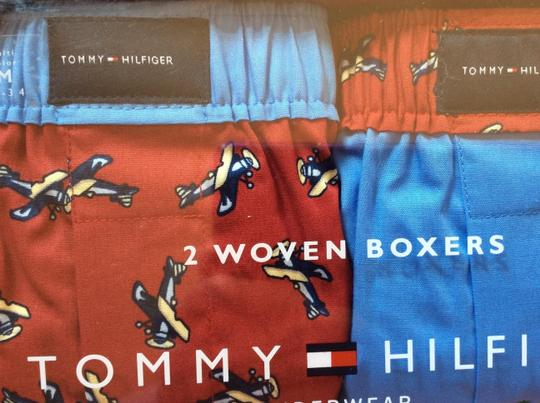 Preload https://img-static.tradesy.com/item/22461797/tommy-hilfiger-red-and-blue-men-s-boxer-shorts-m-underwear-2-pairs-0-2-540-540.jpg