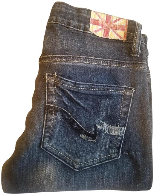 Preload https://img-static.tradesy.com/item/22461815/blue-distressed-italy-40-straight-leg-jeans-size-26-2-xs-0-1-650-650.jpg