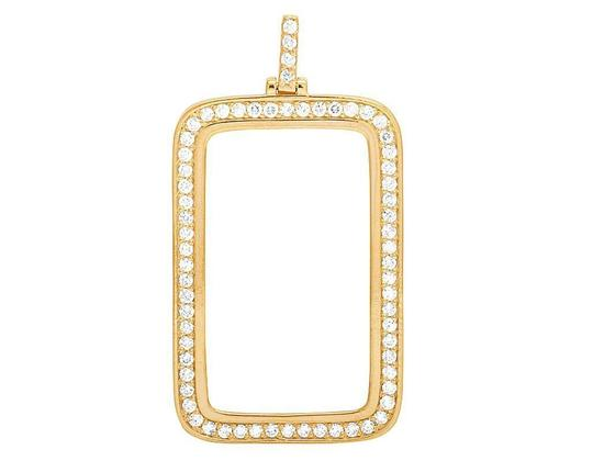 Preload https://img-static.tradesy.com/item/22461918/jewelry-unlimited-yellow-gold-10k-one-oz-coin-genuine-diamond-bar-bezel-pendant-35-ct-charm-0-0-540-540.jpg
