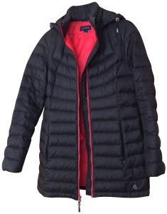 Lands' End black/red Jacket