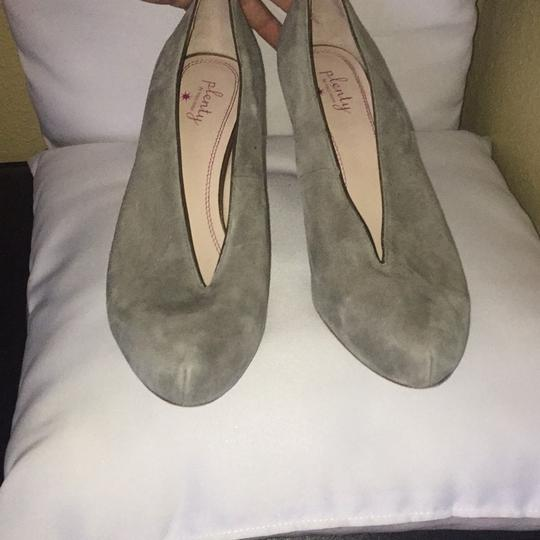 Plenty by Tracy Reese Grey Pumps