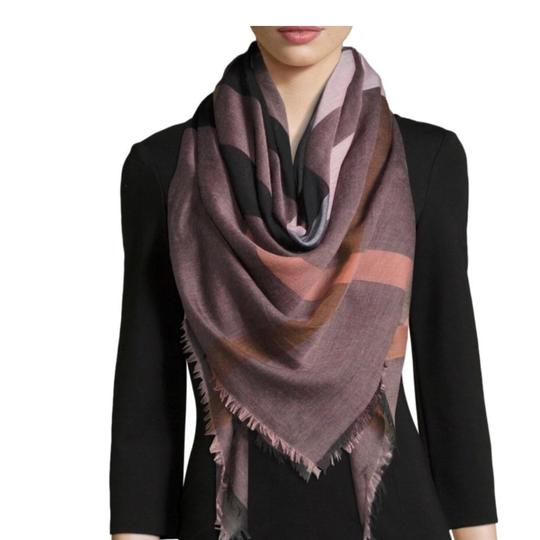 Preload https://img-static.tradesy.com/item/22462540/burberry-antique-rose-relaxed-mega-check-square-scarfwrap-0-1-540-540.jpg