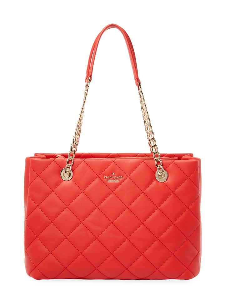 Kate Spade Emerson Place Allis Quilted Leather Shoulder Bag