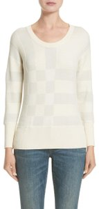 Burberry Plaid Knit Check Sweater