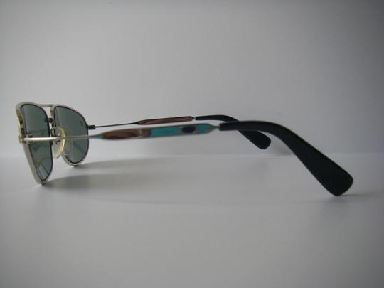 Ray-Ban Bausch & Lomb I's W2705 Chrome Silver Metal Frame Sunglasses