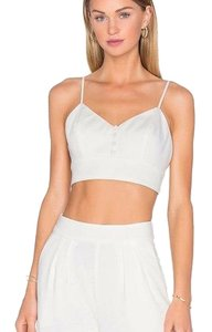 House of Harlow 1960 Top white