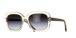 Chanel Chanel 5329 Crystal Clear Quilted arms CC Logo sunglasses