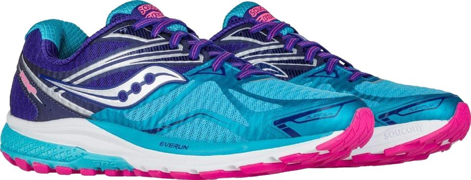 7ecd3cd999 Saucony Navy/Blue/Pink W Womens 9 Running Navy/Blue/Pink Sneakers Size US 6  Wide (C, D) 32% off retail