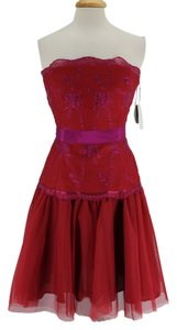 Pearl by Georgina Chapman Strapless Special Occasion Dress