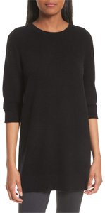 Vince Tunic Cashmere Elbowsleeve Sweater