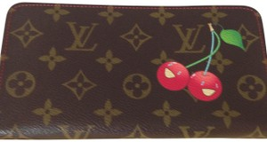 Louis Vuitton Louis Vuitton Cherry Cerises Wallet