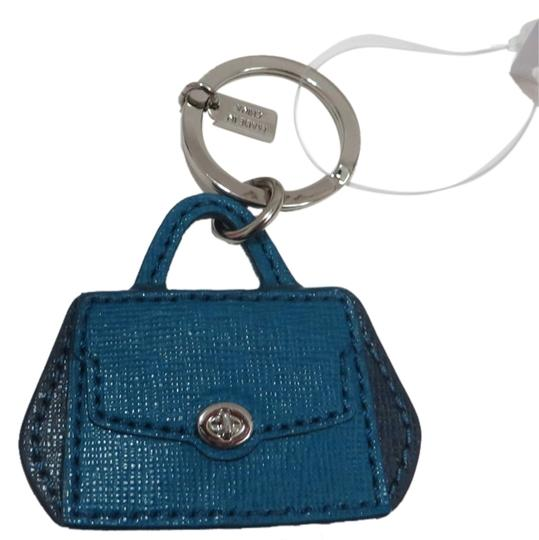 Coach Coach Handbag Key Ring MAD SATCHEL KEYFOB (with dust bag)