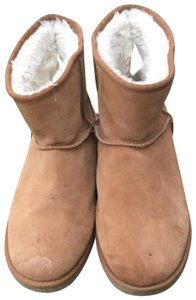 SO chestnut Boots