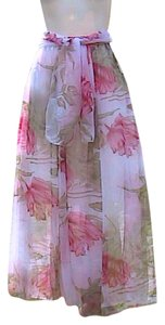 Other Very Maxi Skirt Lotus Floral