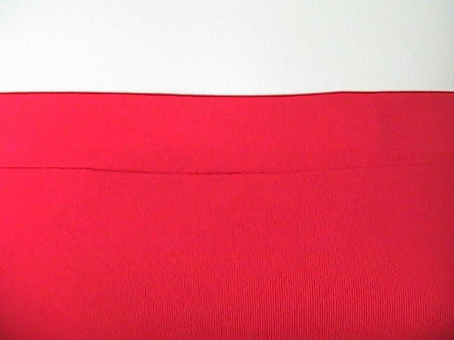 Other Brand New Strapless Red Halter Top