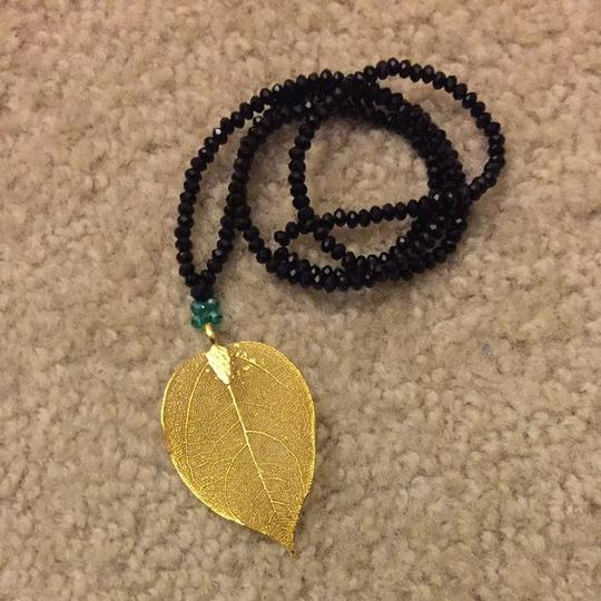 Other 24 Kt Gold Dipped Leaf