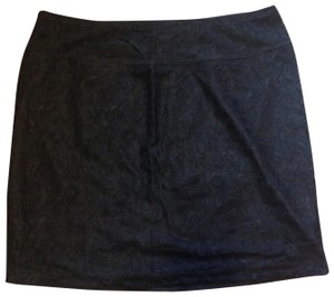 Mac & Jac Mini Skirt Black