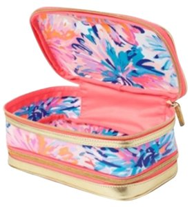 Lilly Pulitzer Brand New Lilly Pulitzer Off Tropic Accessories Cosmetic Case