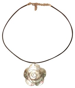 Other Natural Shell Pendant