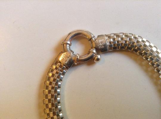 Milor QVC Silver Style Womens 7 1/2