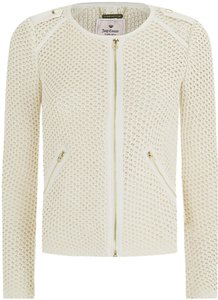 Juicy Couture Gold Spring Spring white Jacket