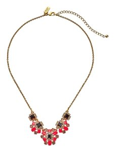 Kate Spade Kate Spade New York Space Age Floral Startement Necklace