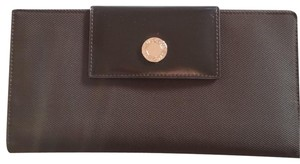 BVLGARI NWT Trifold Ladies Wallet - 20 086