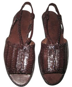 Cole Haan Brown Sandals