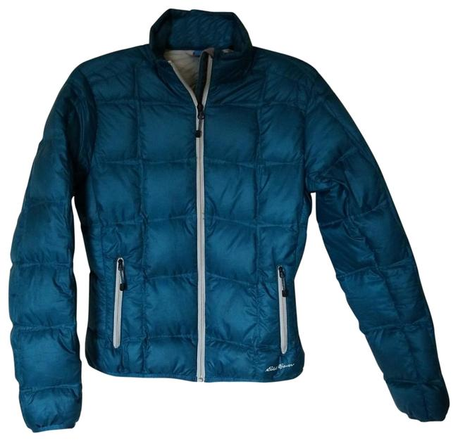 Item - Teal Down Coat Size 6 (S)