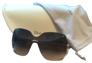 Dior Dior Suite DVF14 rimless sunglasses