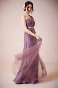 BHLDN Soft Plum Annabelle Bridesmaid/Mob Dress Size 4 (S)