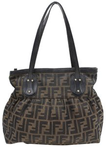 Fendi Roll Tote Shopper New Recent Shoulder Bag