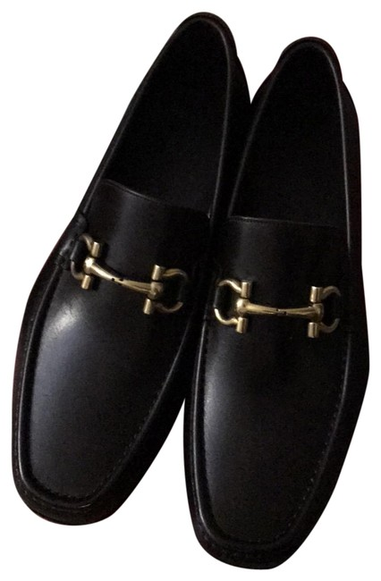Item - Hickory Brown Giordano Men Loafers Ee Formal Shoes Size US 8 Extra Wide (Ww, Ee)