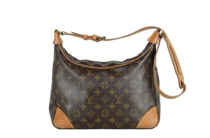 LOUIS VUITTON Lv Boulogne Shoulder Bag