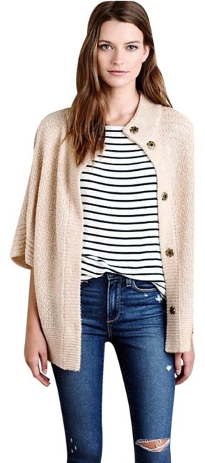Preload https://img-static.tradesy.com/item/22470388/anthropologie-tan-angel-of-the-north-cardigan-size-2-xs-0-1-650-650.jpg