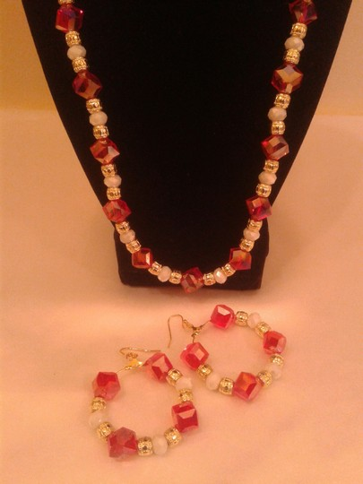 Gwendolyn Allen New - Red and White 2 pc. 23