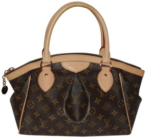 Louis Vuitton Bags Lv Monogram Tivolli Speedy Tivoli Monogram Bags Satchel in Brown
