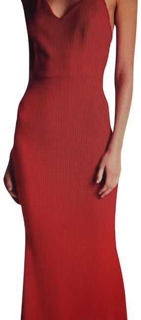 Preload https://item5.tradesy.com/images/red-evening-long-cocktail-dress-size-8-m-22470654-0-1.jpg?width=400&height=650