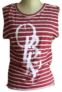 OBEY Top Red