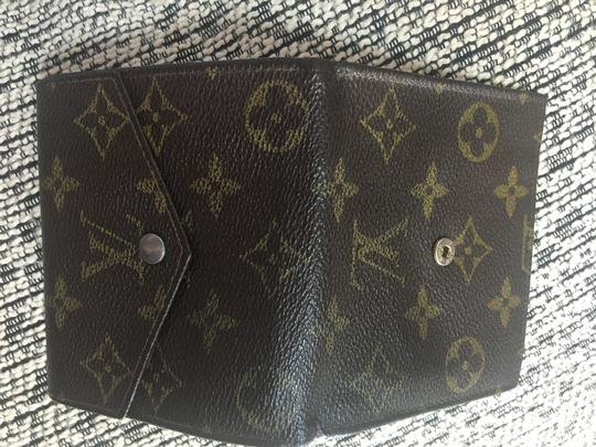Louis Vuitton Vintage Double Flap Wallet