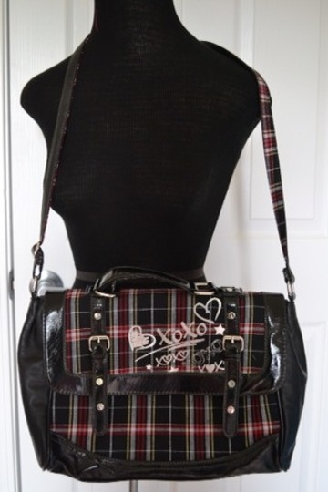 XOXO Messenger Bag