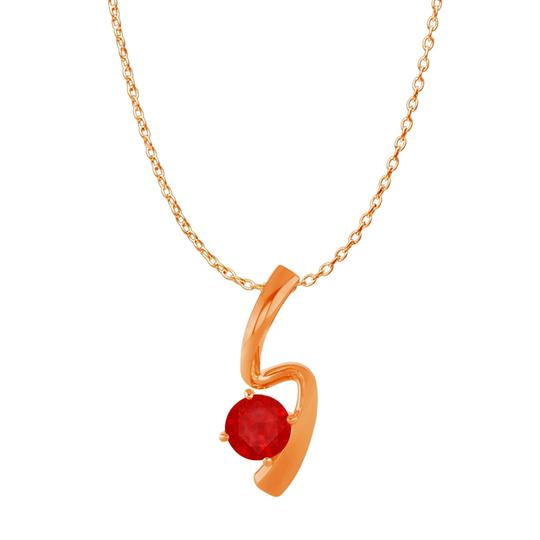 Preload https://img-static.tradesy.com/item/22471128/red-rose-100-carat-ruby-freeform-pendant-14k-gold-vermeil-necklace-0-0-540-540.jpg