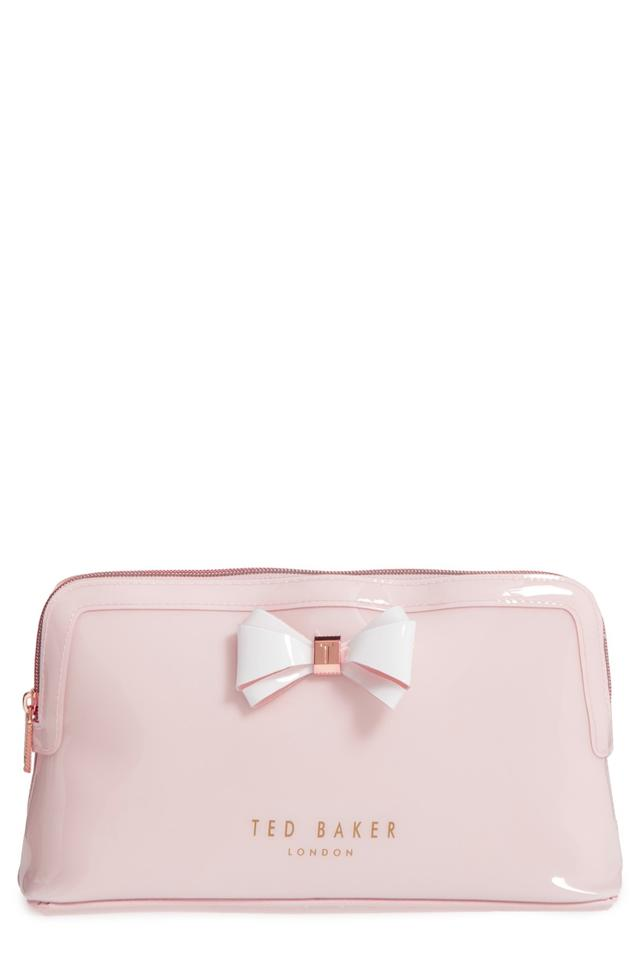 Ted Baker London Abbie Large Cosmetic Case